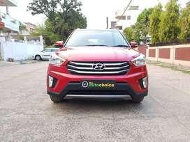 Hyundai Creta 1.4 S Diesel, 2016, Diesel