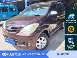 [OLX Autos] Toyota Avanza 1.3 G Bensin 2011 MT Merah #MJ Motor