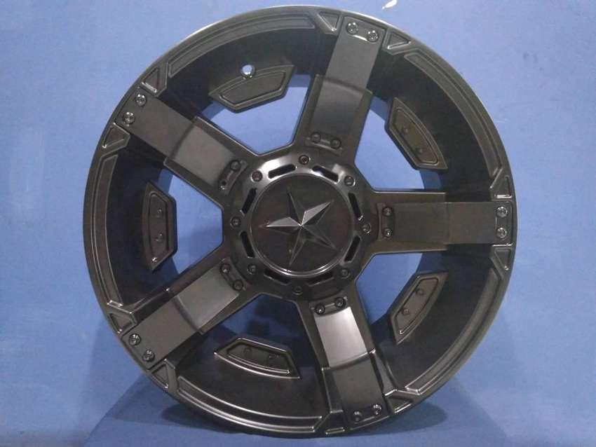 Velg Model Offroad hsr Ring20X9 H6X1397 Et0 Smb R 0