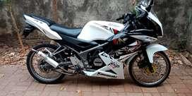 Kawasaki ninja rr 2013 pajak panjang
