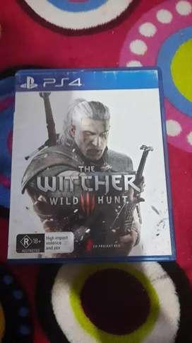 The Witcher Wild Hunt- GOTY
