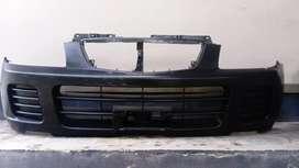 Alto Lxi front bumper black colour