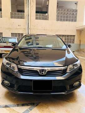 CIVIC_TRIBORN ( On Easy Monthly Installments )