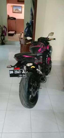 Ninja 250 tahun 2014