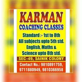 Karman Coaching Classes