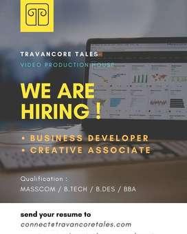 Creative Associate , Business development