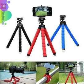 Tripod Spider Flexible Mini Tripot Hp Handphone Camera Kamera