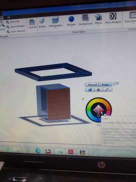 Urgent need of 2d and 3d draughtsman