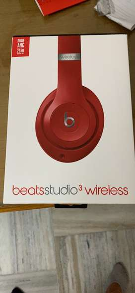 Beats Studio3 Wireless Headphones with ANC