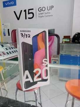 Samsung Galaxy A20s New Ram 3gb√Triple camera