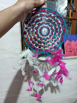 Crochet Dreamcatchers