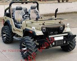 Open Modified Jeep Jypsy & Thar Jeeps
