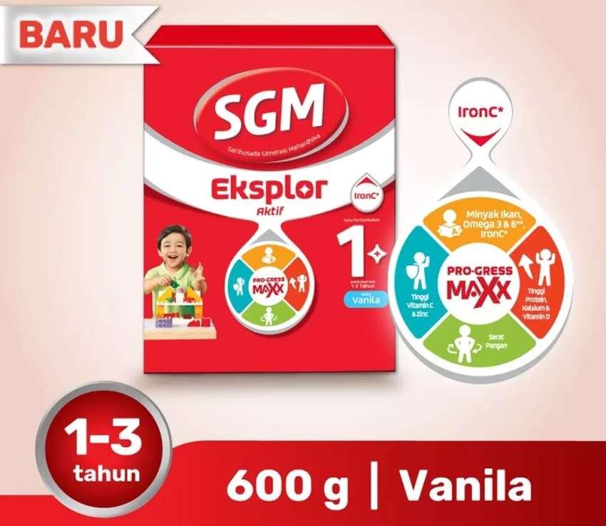 Susu SGM Eksplor 1 Madu Vanilla 600 gr