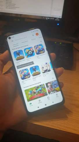 Xiaomi redmi note 9 4/64gb fullset bisa tt