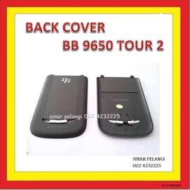Back Cover Backdoor Casing BB 9650 (TOUR 2) Black Original 700018