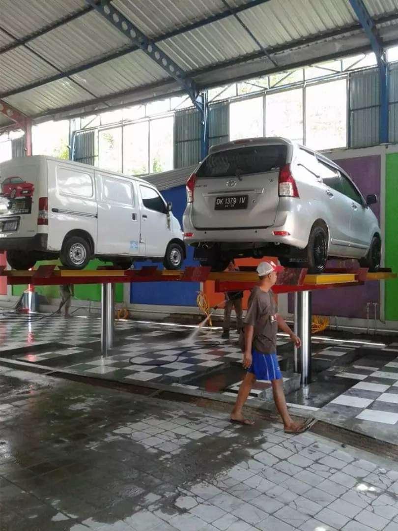 Hidrolik H by Tony kjs Bali untuk cuci mobil 0