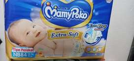 Mamy Poko extra soft NB