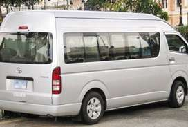 Toyota Hiace 2015 now u get on easy monthly installment