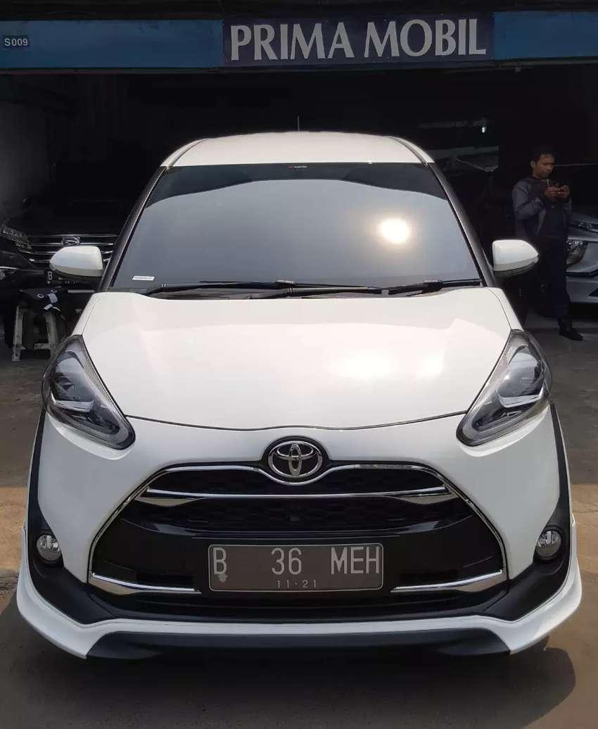 Toyota Sienta 1.5 Q 2016 0