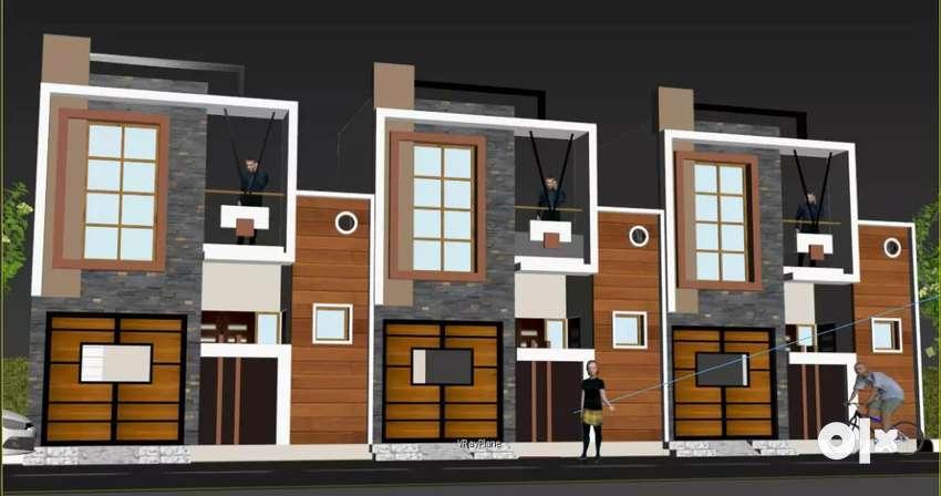 PreBooking Open 2BHK Independent House In Rajeshwari Colony Banjarawal 0