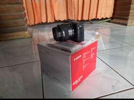 Kamera Mirrorless Canon EOS M100 Masih Mulus [NEGO TIPIS]