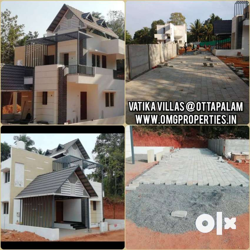 Kerala Style Luxury Villas in Ottappalam Town 0