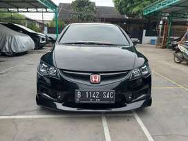 Honda Civic modifan manual  jarang pake
