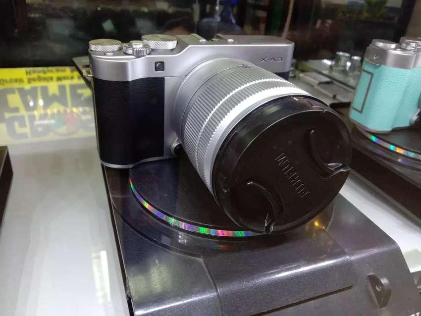 Mirolense Fujifilm XA 3 Promo gratis 1x Angsuran 0