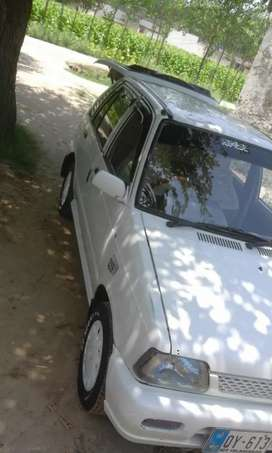 Suzuki mehran best conditions home use car call and watsp