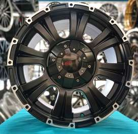 Velg R17 Mobil All New Ertiga Expander Cross Pelek Racing Masakini