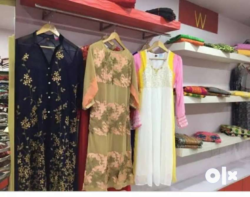 Experienced girls for Ladies wear shop with incentive 11 to 8.30 pm. 0