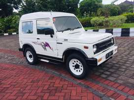 Suzuki katana GX asli bali tahun 1995 gress luar dalam