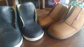 Sepatu anak merk Baby Wang