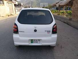 Suzuki alto vxr 2007 . original colour
