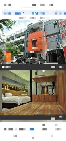 Hotel di Mangga Besar, Keadaan Berjalan, ROI 5%/ tahun