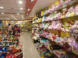 in Toy showrooms, garments showrooms or gift item companies staff need