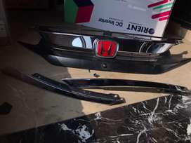 Honda civic 2017 fromt grill