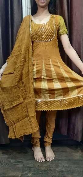 Anarkali suit set