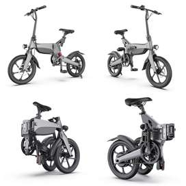 ELECTRIC PEDAL ASSIST BICYCLE