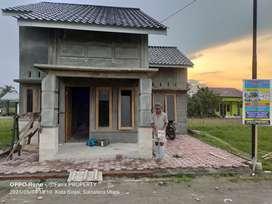 Rumah Baru Komersil Type 56/90 Strategis di Kota BINJAI
