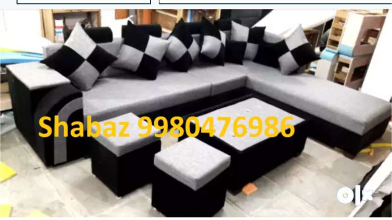 FV113 Corner sofa set with 3 years warranty Cal us 0