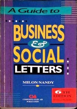 Buku business & social letters