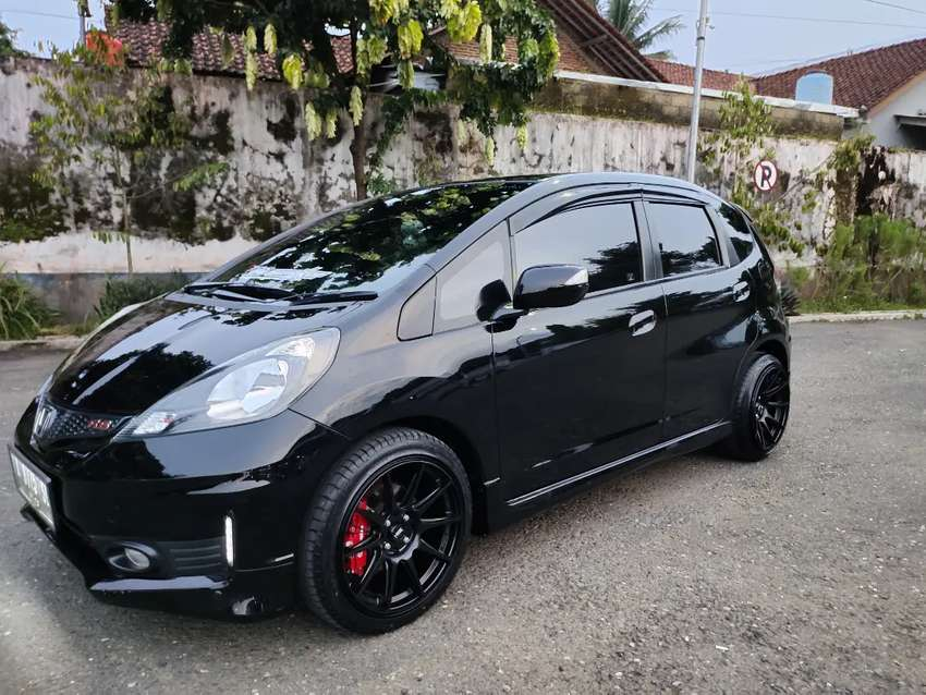Honda Jazz RS Black Top Limitid Edition