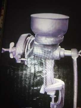 mesin manual giling kopi juga bijian ( RUMAH TEKNIK JOGJA)