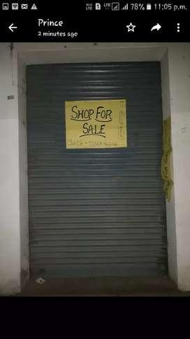 SHOP FOR SALE (Double Storey)