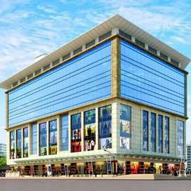 Shopping destination in the best location right at chetak circle