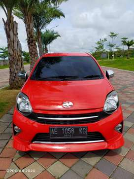 Toyota Agya G trd th 2016 original