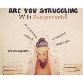 Assignments and Thesis Writing Help