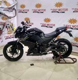 Kawasaki ninja 250 cc type (z) tahun 2013