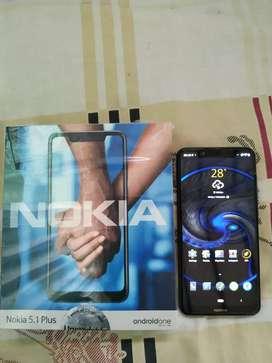 Nokia 5.1 plus 3/32 GB